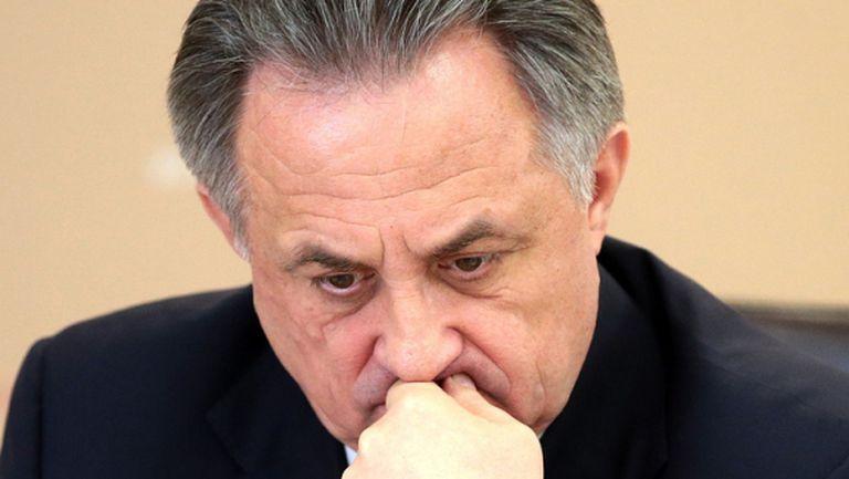 Министърът на спорта на Русия без акредитация за Рио