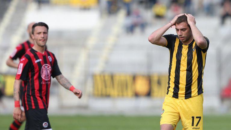 Балтанов: Много ми е тежко, но ще съм плътно до отбора