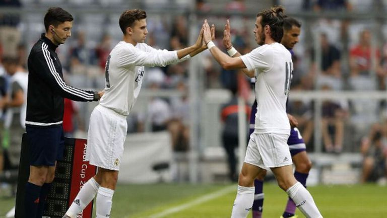 Волфсбург взе нападател от Реал