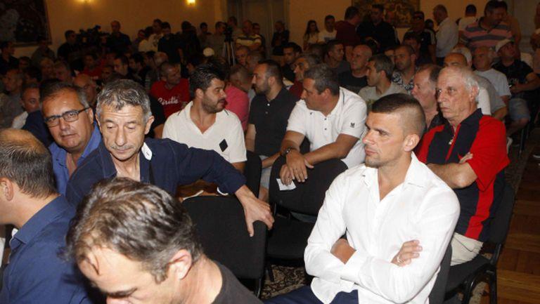 ФК ЦСКА 1948: Заедно ще създадем най-елитния клуб в България