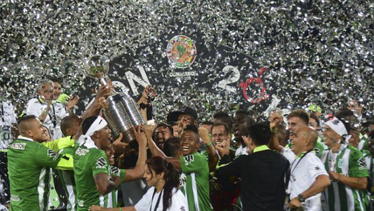 Атлетико Насионал спечели Копа Либертадорес за втори път в историята си