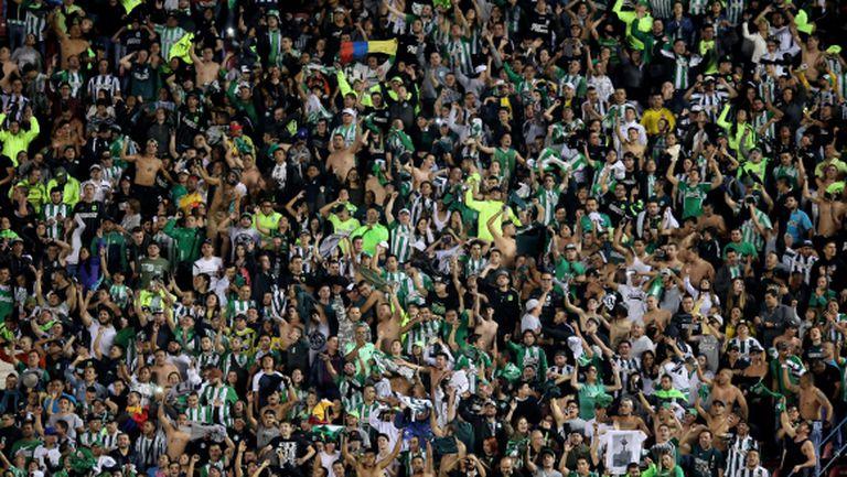 Четири жертви след триумфа на Атлетико Насионал