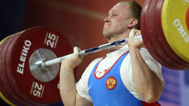 Без руски тежкоатлети на Олимпиадата в Рио
