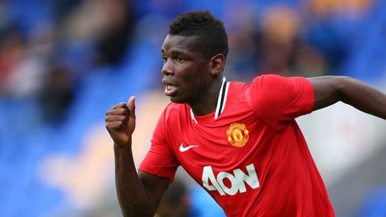 Рууни: Погба има недовършена работа в Юнайтед