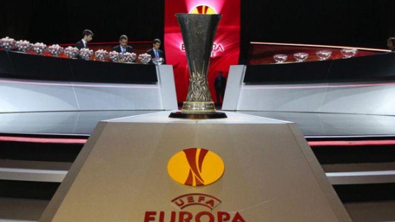 Всички резултати от Лига Европа