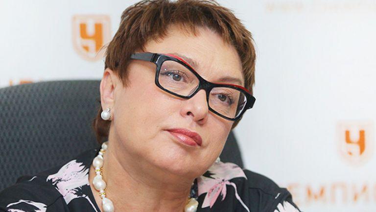 Олга Смородская вече не е президент на Локо (М)