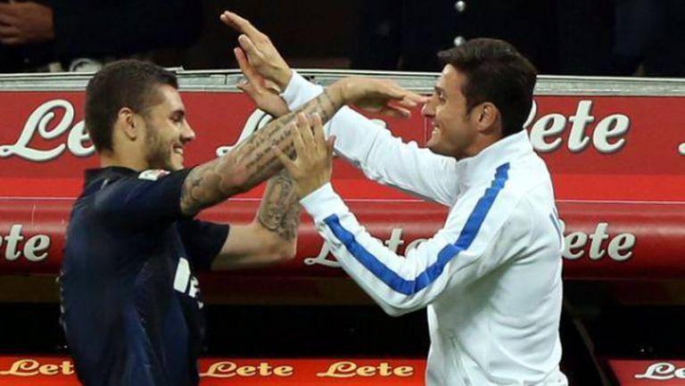 Икарди вбеси тифозите на Интер заради Санети