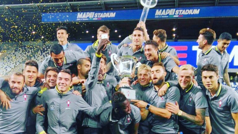 Селта спечели ТИМ Къп, Милан допусна обрат от 2:0