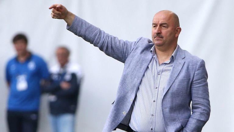 Станислав Черчесов е новият селекционер на Русия