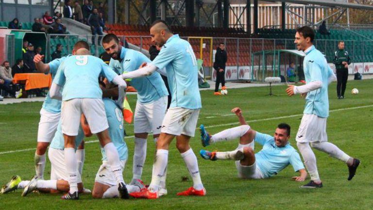 Помощник треньорът на Дунав: Момчетата са истински герои