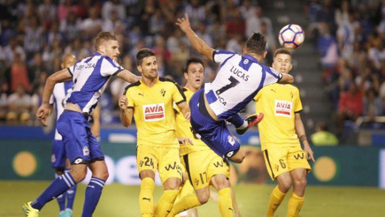Ла Коруня започна сезона с обрат и три точки