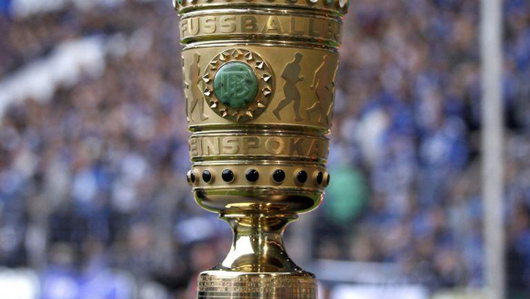 Борусия (М) с измъчена победа за Купата на Германия