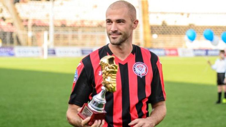 Бивша звезда на Динамо К и Амкар дебютира в БАМФ