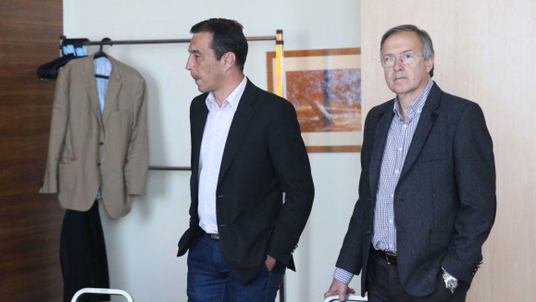 Лудогорец посрещна делегацията на ПСЖ