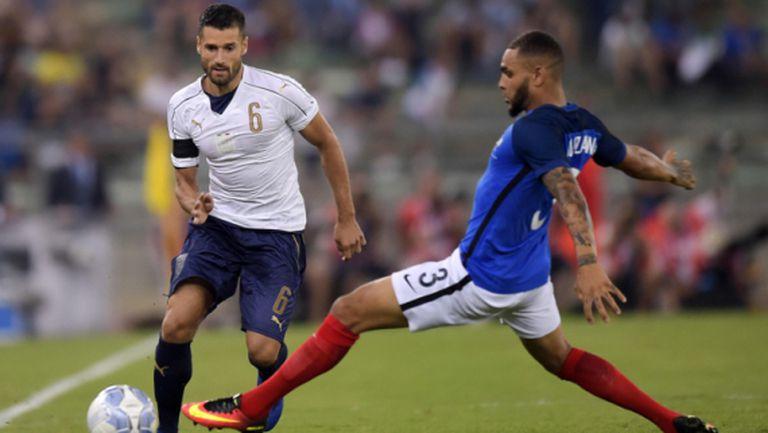 Франция вгорчи дебюта на Вентура начело на Италия (видео)