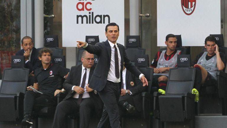 Викнаха българин в първия отбор на Милан