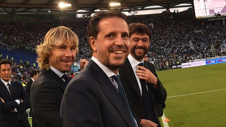 Милан опита да отмъкне директор на Ювентус