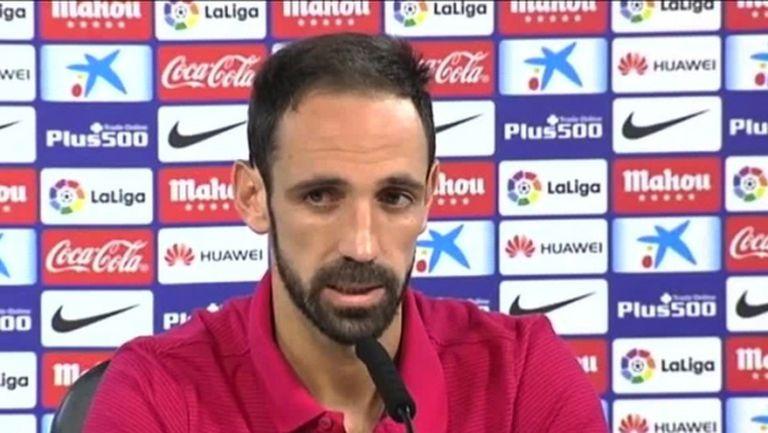 Хуанфран: Симеоне е най-добрият, не си представям Атлетико без него