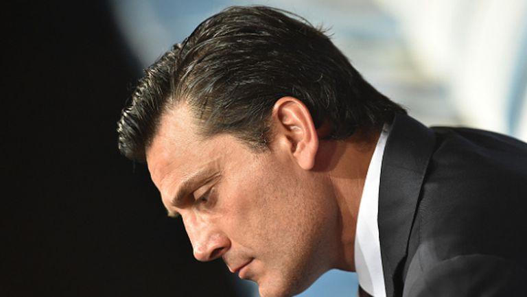 Монтела направи на пух и прах играчите на Милан