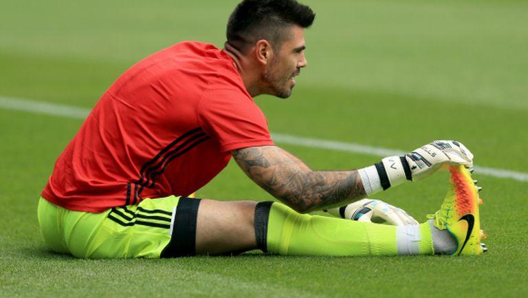 Бивш вратар на Барселона измамил властите