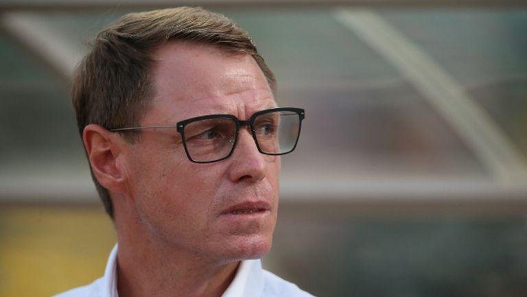 Треньорска оставка в руското първенство