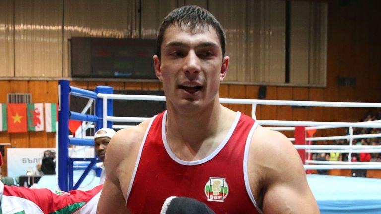 Петър Белберов: Като за първи мач се представих що-годе добре
