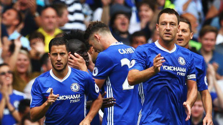 Какво трябва на Челси, за да бие Ливърпул - Азар обяснява