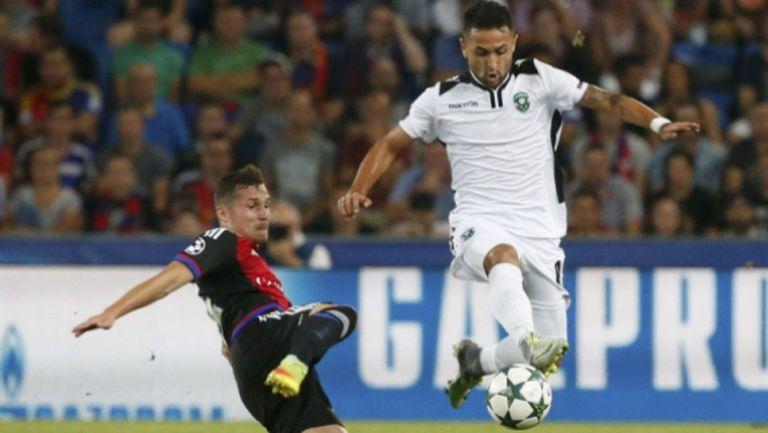 Лудогорец скочи с 29 места в ранглистата на УЕФА