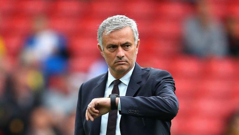 Моуриньо посочи три причини за третата загуба