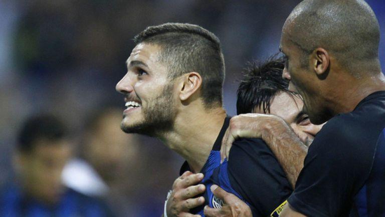 Икарди постави Юве на колене в Милано след шестгодишна пауза