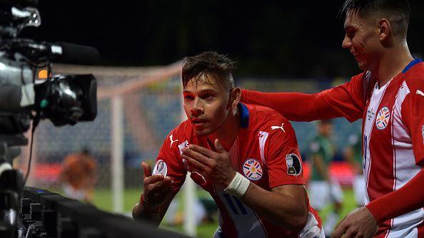 Парагвай стартира с победа на Копа Америка
