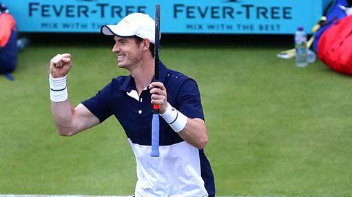 Анди Мъри: Все още играя тенис не заради класирания, а защото обичам тази игра