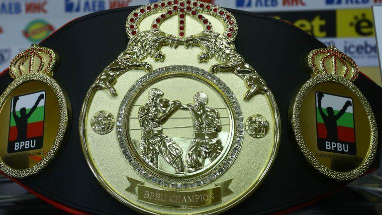 Преди гала вечерта за шампионския пояс на Българския Професионален Боксов Съюз