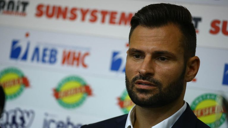Даниел Дамянович: Искаме да развиваме българските професионални боксьори