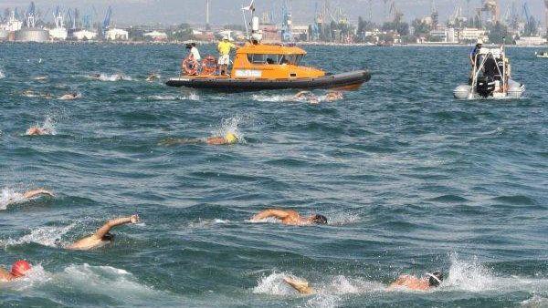 Стартира регистрацията за участие в плувния маратон Галата - Варна 2021