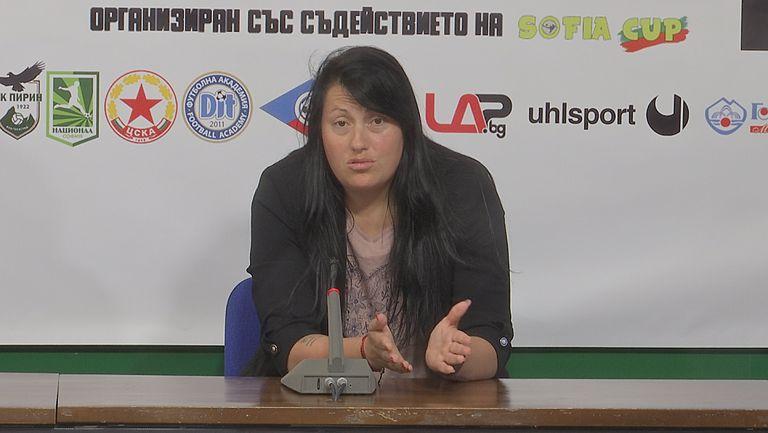 Ирина Гороломова: Организацията на мемориала ще бъде на високо ниво, надявам се да стане празник