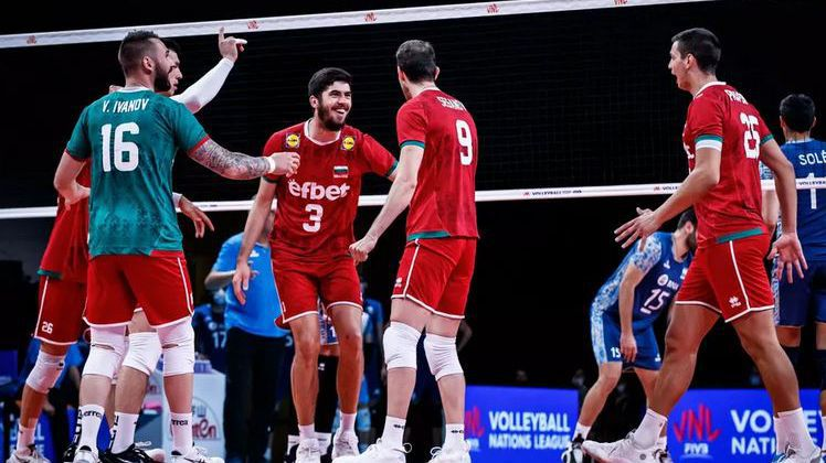 Аржентина нанесе 8-а загуба на България в Лигата на нациите
