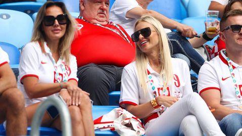 Секси подкрепа за Полша на Евро 2020