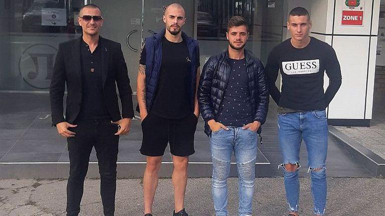 Трима дойдоха на проби в Локомотив (Пд)