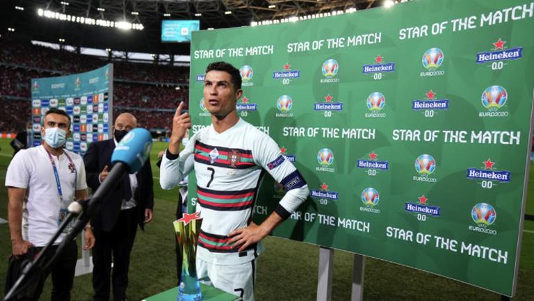 Роналдо след мача: Трябва да продължим по същия начин
