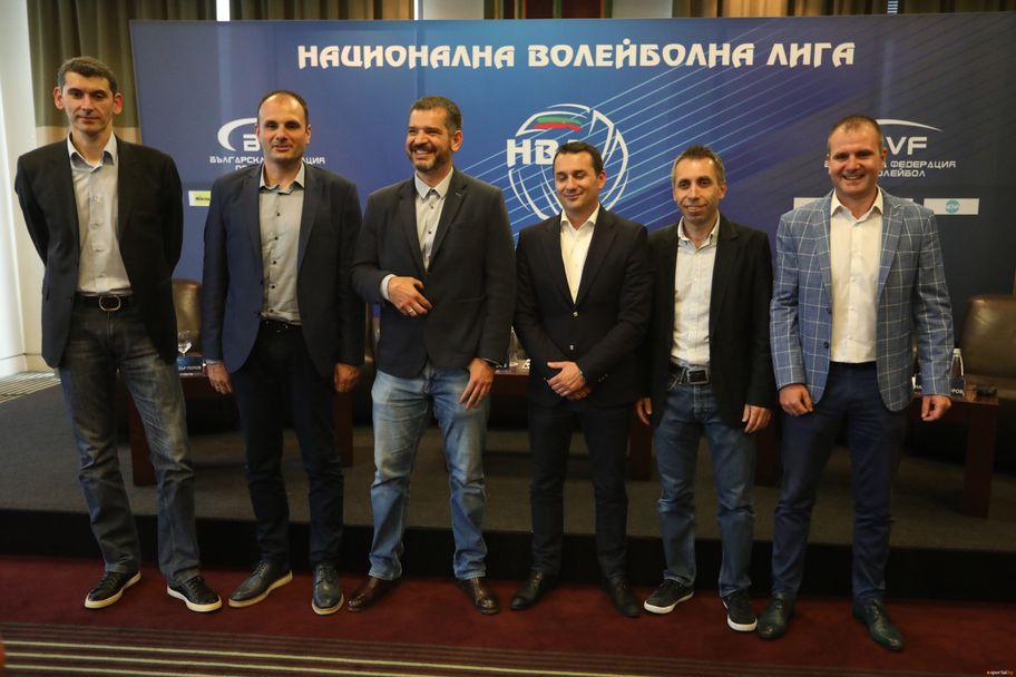Пресконференция на НВЛ и новия председател Атанас Гаров