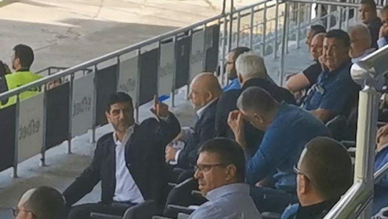 """Министър Кралев и Георги Иванов рамо до рамо на """"Лаута"""" при рестарта на efbet Лига"""