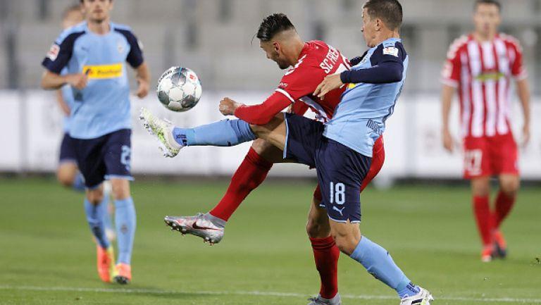 Фрайбург - Борусия (Мьонхенгладбах) 1:0
