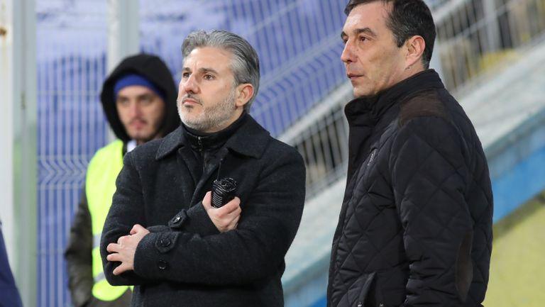 Ангел Петричев: Шампионска победа за нас, желая успех на Левски