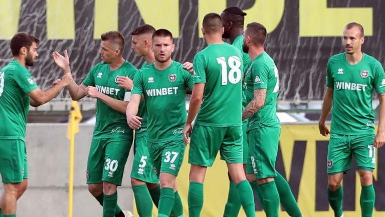 Валери Домовчийски откри за Ботев (Враца) срещу Ботев (Пловдив)