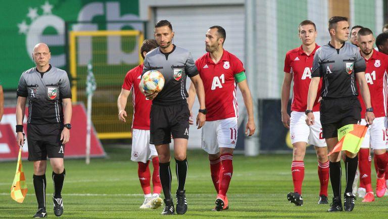 Витоша (Бистрица) - ЦСКА-София 0:1
