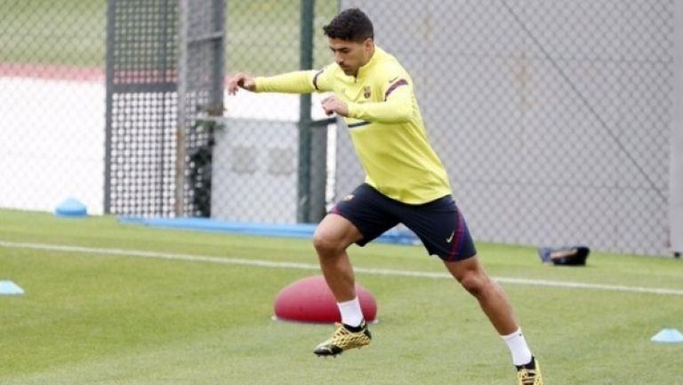 Луис Суарес зарадва Барселона, възстановен е от контузия