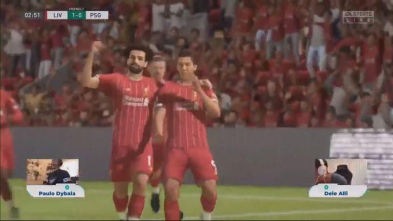 Пауло Дибала победи Деле Али на FIFA 20