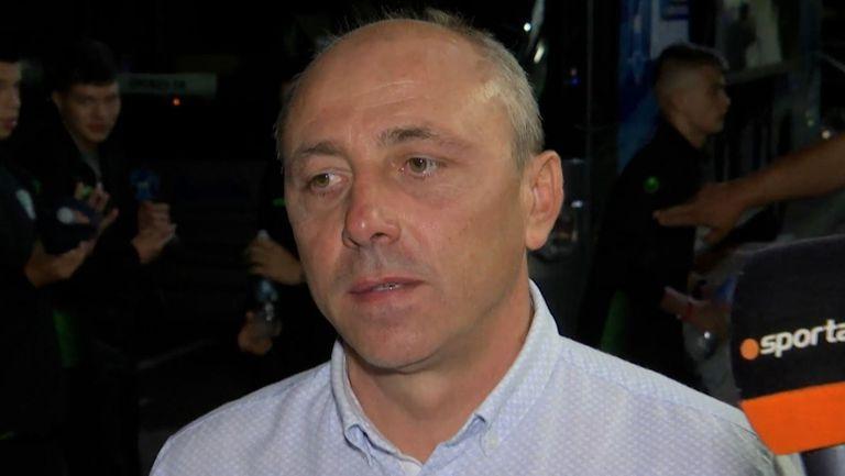 Илиан Илиев: Берое заслужено победиха