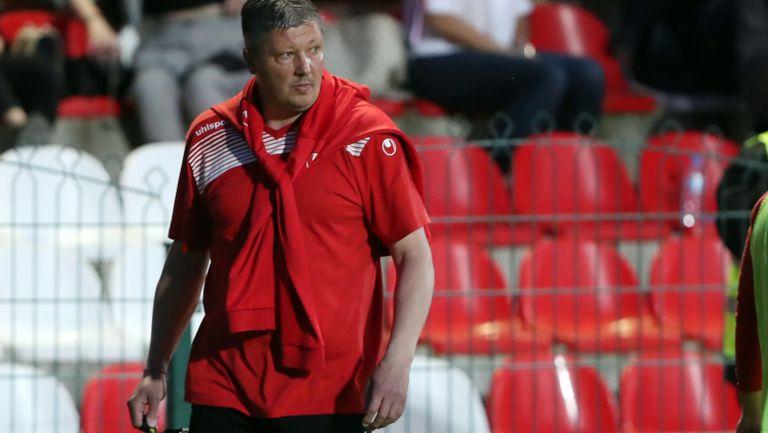 Любослав Пенев: Доволен съм от отбора, според мен бяхме по-добри